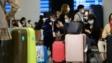 所有非香港居民均須使用一般入境櫃台辦理入境手續。(亞新社)