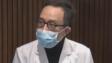 梁卓偉預料疫情於4至5月時「見頂」,相信到6、7月時,疫情會漸退。(NowTV新聞截圖)