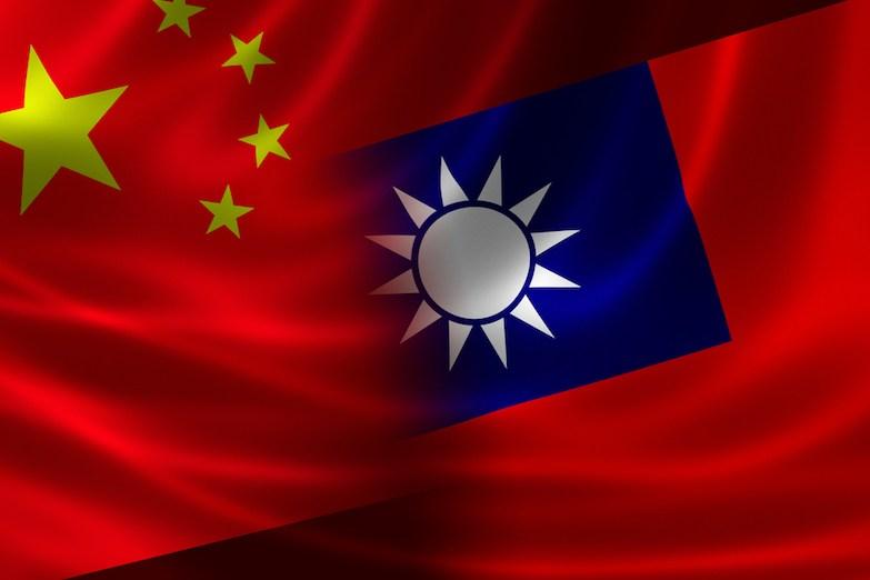 無論中央怎樣決定,台灣都會是這次香港引發的政治風波的受益者。(Shutterstock)