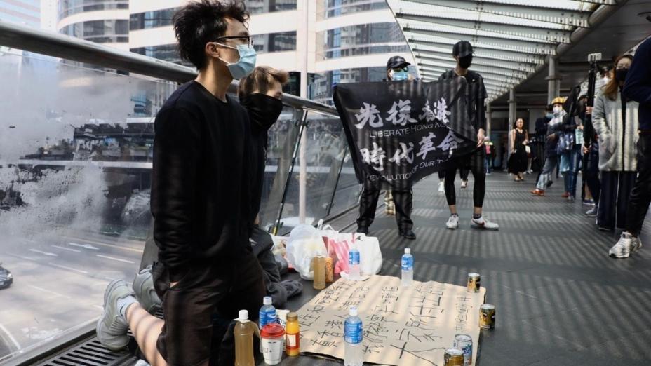 無以齊家,何以治國?香港,香港,何以至此?(亞新社)