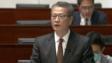 即將公布的預算案,當中的紓困措施或赤字規模,也許是大家的關注點。(香港電台新聞截圖)