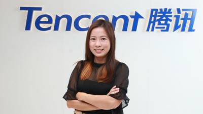 周頌琪表示,騰訊等科技公司根據業務需要,較易將課程融入人才培養計劃之中。