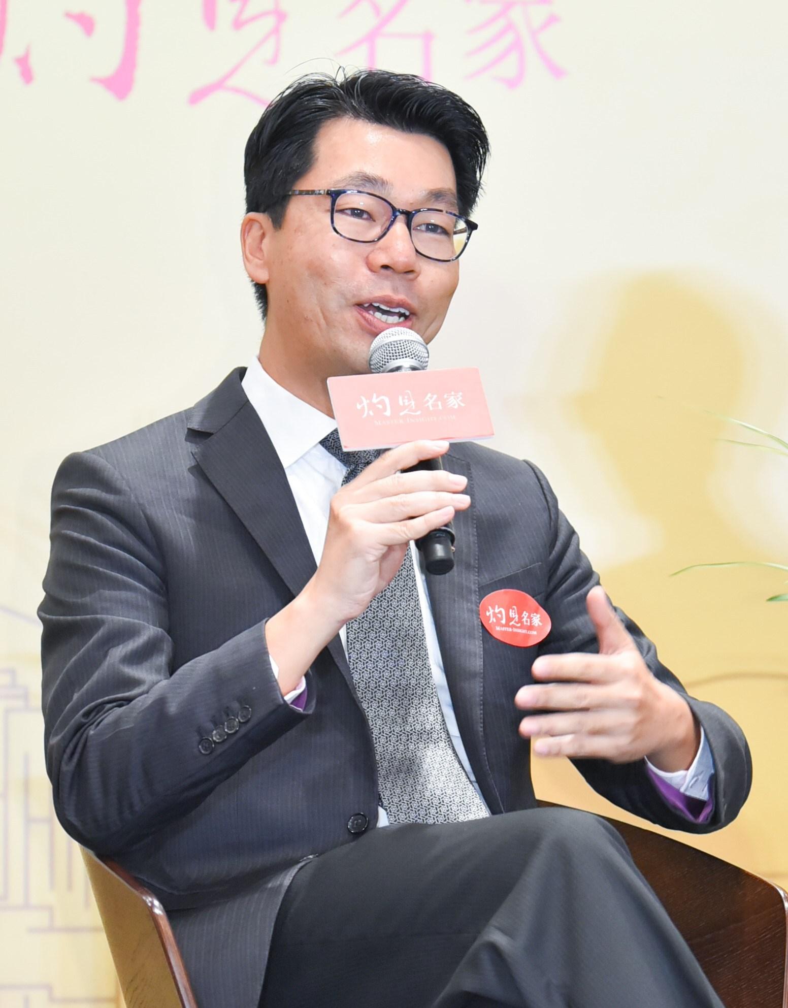 鄧希煒博士認為特朗普任美國總統,對中國不全是壞事。