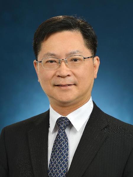 新任創新及科技局局長薛永恒(政府新聞處)
