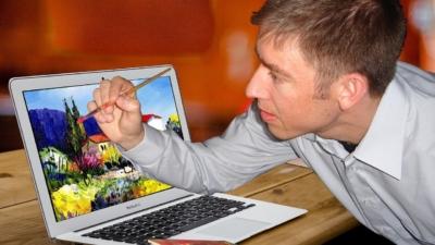 「美術教育科技變革」的課程設計、學習流程、反饋建議、創作成果也可以形成「歷程檔案」,按需要在內聯網或萬維網展示,甚至開展同業分享、交流的學習延伸。(Pixabay)