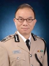 新任政制及內地事務局局長曾國衞(入境處圖片)