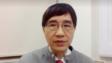 袁國勇認為,在香港,戴口罩亦是文明的表現──你戴上口罩,人們會認為你有防疫意識,是一個負責任的人。(HKU 100 Facebook影片截圖)