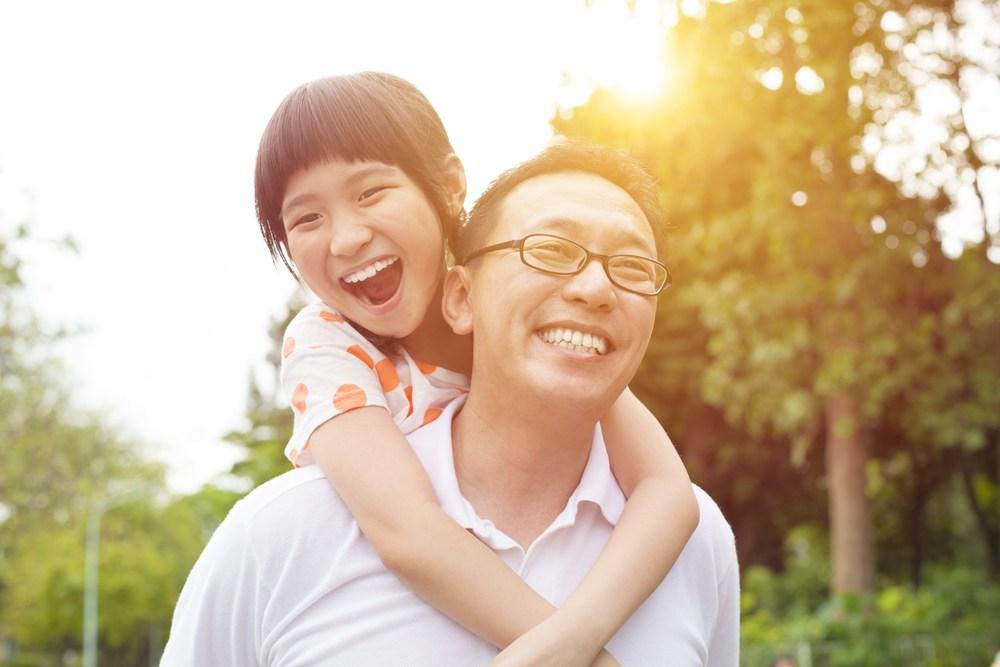 雖然,父愛難以和母愛比擬,但父親也是一個非常重要的人物。(Shutterstock)