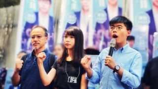 人大通過國安法 創黨黃之鋒、羅冠聰、周庭等退出香港眾志 Joshua Wong, Nathan Law, Agnes Chow Resigned from Demosisto as National Security Law Passed