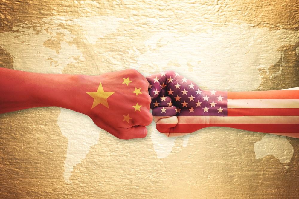 縱使中國毫無挑戰美國一哥地位的用心,只要美國見到中國國力上升,她也會害怕自身地位下降。(Shutterstock)