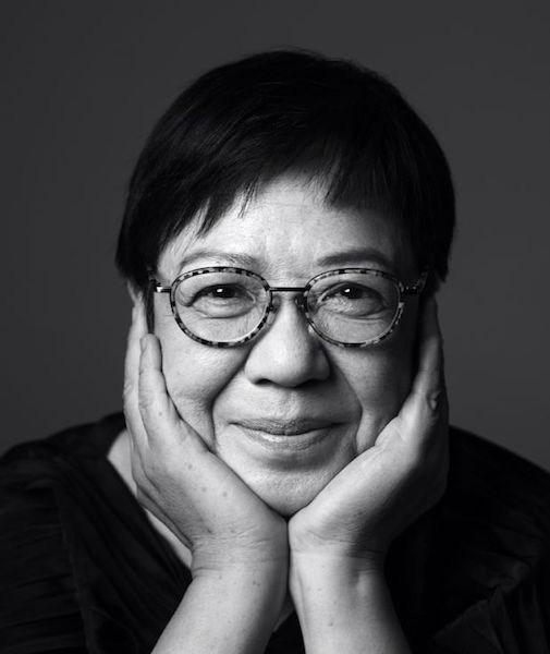 許鞍華是第一位華人女導演獲「金獅終身成就獎」殊榮。(陳榮照提供)