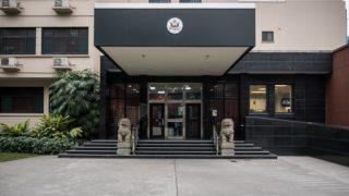 反制美方 外交部通知關閉美駐成都總領事館