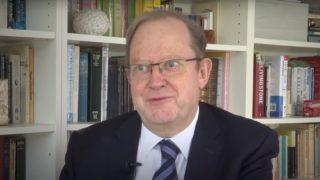 羅思義 :反對新冷戰是外交關鍵任務