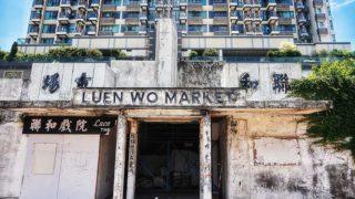 聯和市場 獨一無二 Unique Luen Wo Market