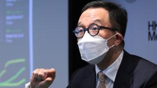 梁卓偉:香港人過去半年抗疫超水準 繼續保持堅韌