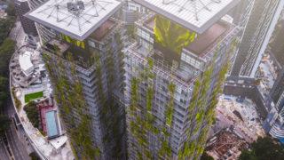 綠色建築的發展與機遇:馬來西亞
