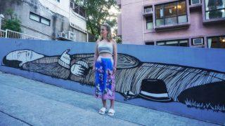 奧嘉·菲拉托娃鍾情街頭藝術 Olga Filatova Savours Street Art
