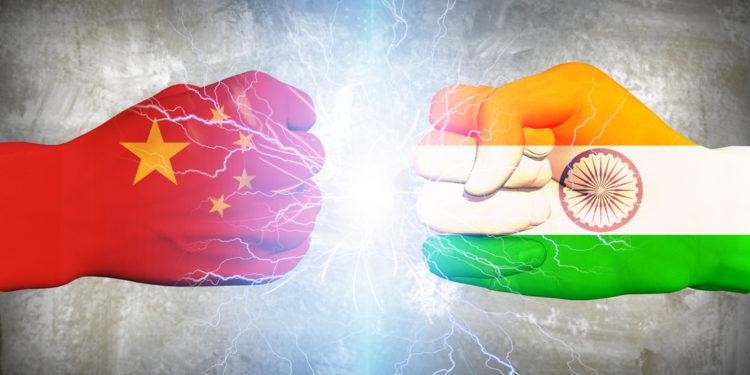 這次中印衝突中,印度沒有美國撐腰。這種狀況下,印度與中國打硬仗是不利的。(Shutterstock)