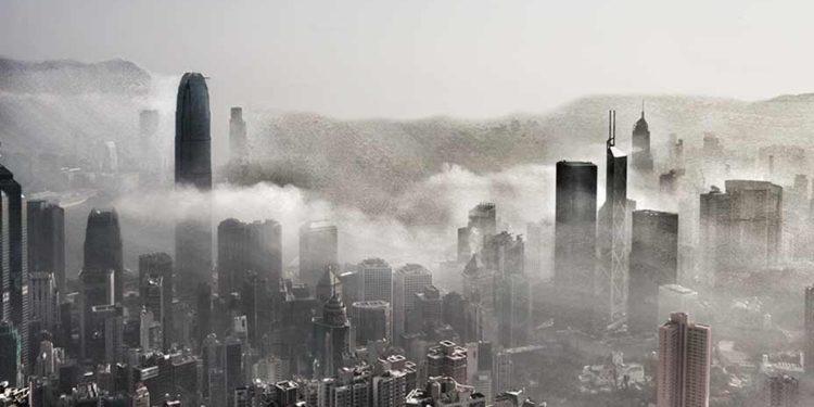 迷霧中的香港 Hong Kong in the Mist