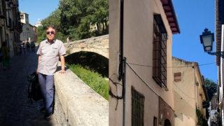 在西班牙遇上環保哲學教授