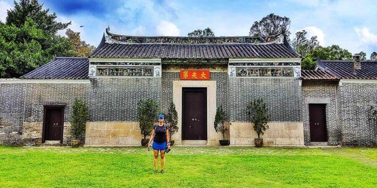 大夫第歷史悠久 Historical Tai Fu Tai Mansion
