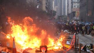 盧子健:控制小小香港,北京付出超高代價