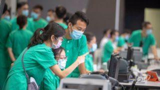 新增125人確診 至今33人不治 亞博館社區治療設施啟用