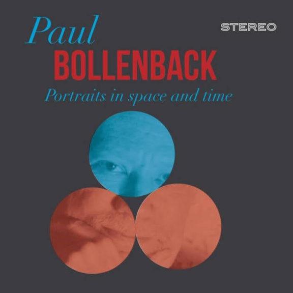 "爵士樂結他手Paul Bollenback作品:""Portraits in space and time""。關家傑曾得其私人指導。"