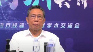 鍾南山抗疫有功 獲提名共和國勳章