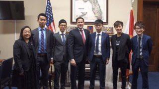 中國制裁11美國人 包括參議員魯比奧