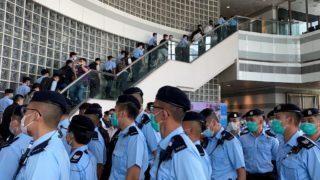 香港:國際制裁中心?