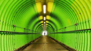 """元朗綠色「時光隧道」Green """"Time Tunnel"""" of Yuen Long"""