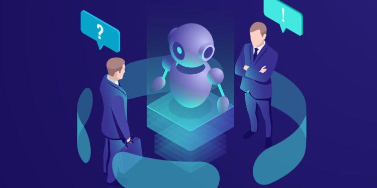 從構造上網紅聊天機器人不但包含自然語言處理、對話系統、推薦系統等人工智能技術,也具備市場推銷、心理學等非電腦科學的知識,從而使它的特定(產品推薦)功能非常全面。(Shutterstock)