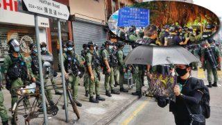 九龍9‧6大遊行 抗議延後選舉 無懼二千警力 Sep 6 Kowloon March to Protest Election Delay Undaunted by 2000 Police Deployed