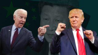沈大偉:2020年美國總統大選中的中國