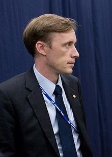 副總統拜登的國家安全顧問蘇利文(Jake Sullivan)(Wikimedia Commons)
