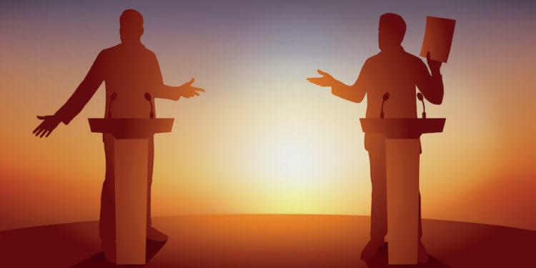 孩子們正透過辯論及競賽過程,訓練系統思維能力。(Shutterstock)
