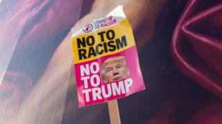 特朗普的種族與女性歧視