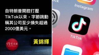 中美爆新冷戰 代理人TikTok成「人球」