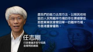 與任志剛對談:人民幣國際化能否抵擋美國金融「核彈」?
