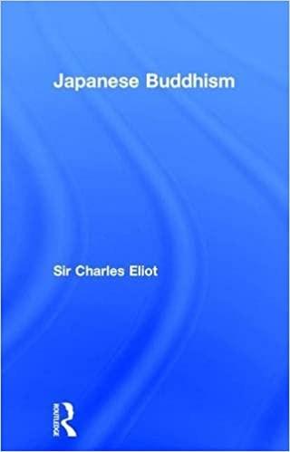 儀禮過着閒適安逸的生活,埋首寫作《日本佛教》(Japanese Buddhism)一書。(Amazon)