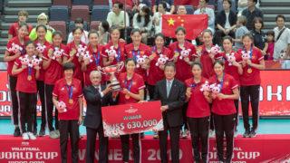 從《奪冠》看中國女排