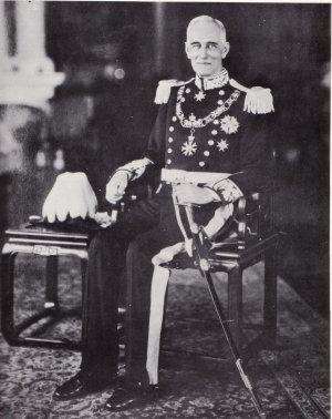 1925年底第17任港督金文泰上任後,港大文學院才首現突破性的發展。(Wikimedia Commons)