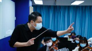 香港青年樂團首演 全港學校音樂尖子匯聚沙田大會堂