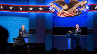 美國大選選情之純理論討論