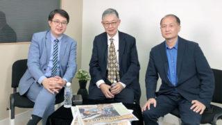與施永青、陸振球談深圳改革40年