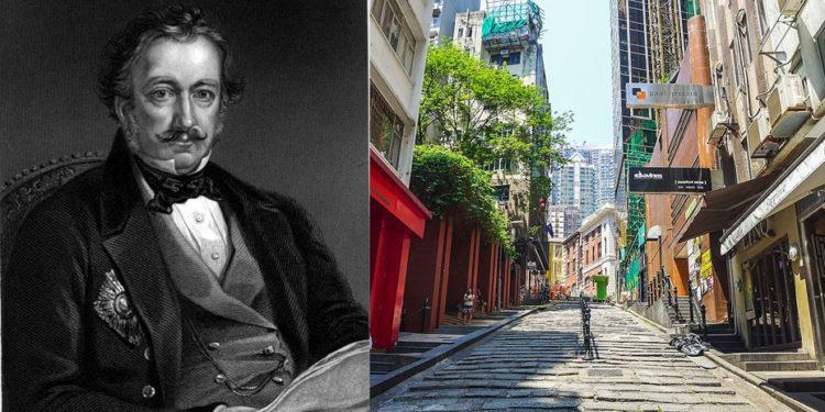 英軍統帥璞鼎查後來成為了香港第一任港督,現在中環還有以他的名字命名的砵典乍街。(Wikimedia Commons)