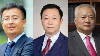 申作軍、宮鵬出任港大副校長 傅華伶任法律學院院長