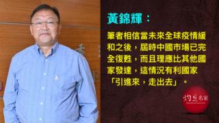 後疫情雙循環經濟 鞏固中國經濟實力