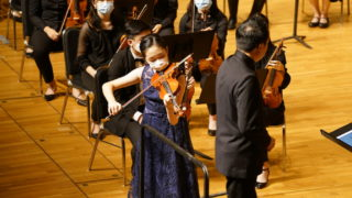 梁建楓創建香港青年樂團